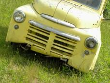 Dodge grill