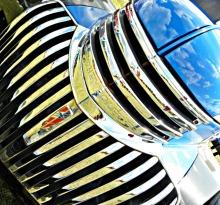 Chrome on the Chevy