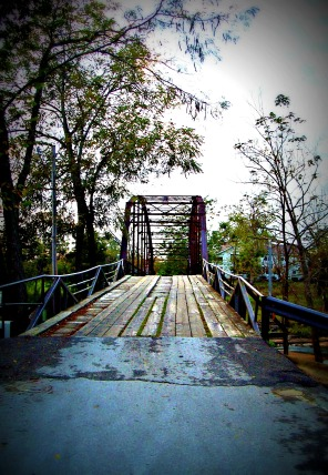 grist mill bridge