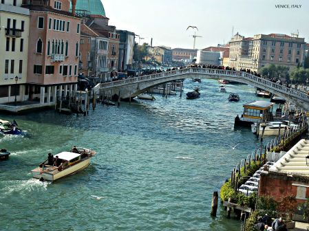 venice waterway NAMED