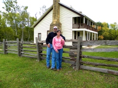September at Pea Ridge National Battlefield