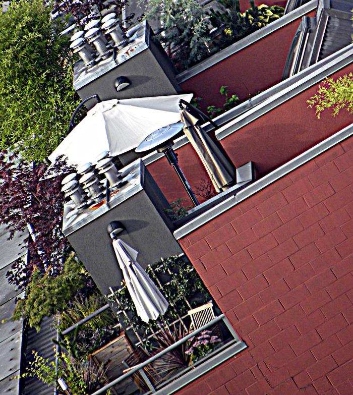 rooftop lines