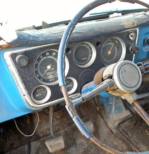 dash and wheel