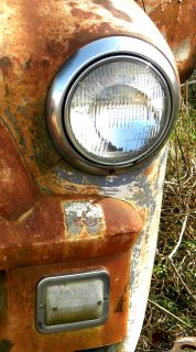 chevy headlight