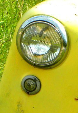 dodge headlight