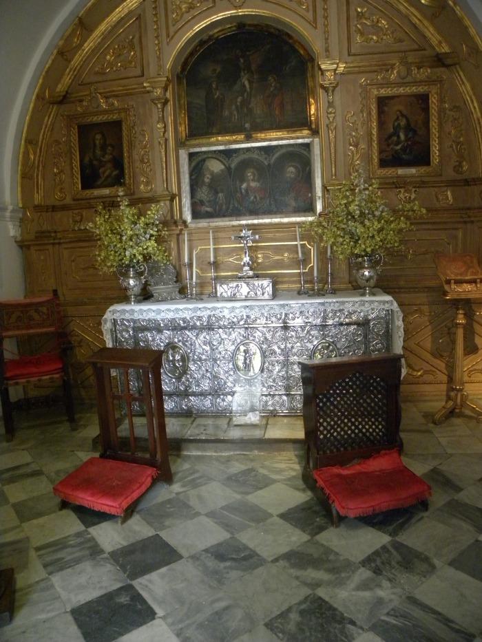 San Juan chapel