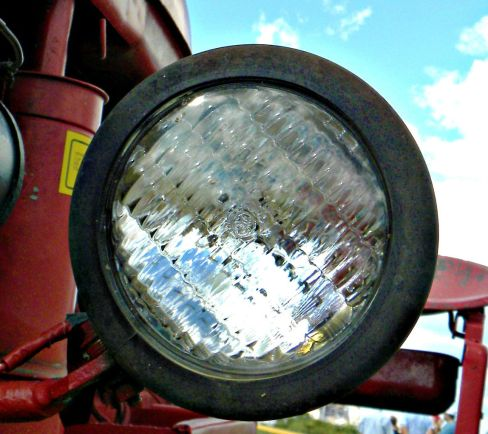 farmall headlight