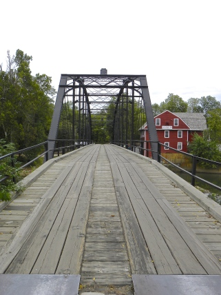 mill and bridge