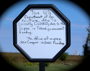 Fort Reno closed