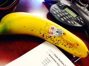 banana work conf phone