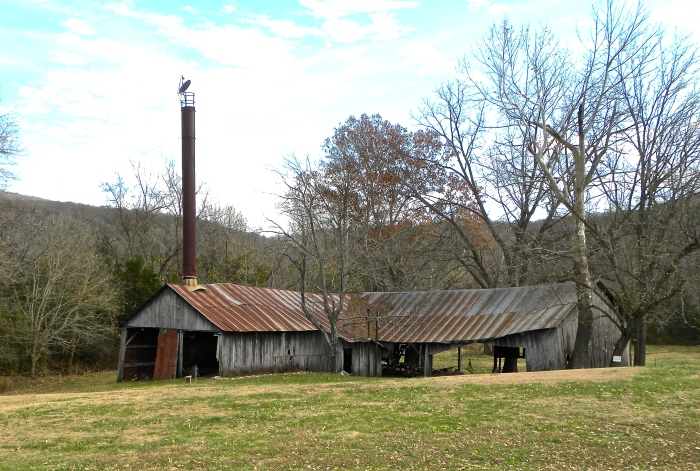 old structure in AR