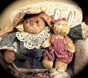 grandma bunny grandbunny