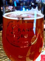 BJ s Grand Cru beer