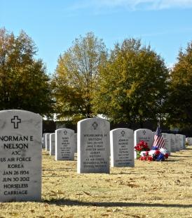 FSNC grave markers