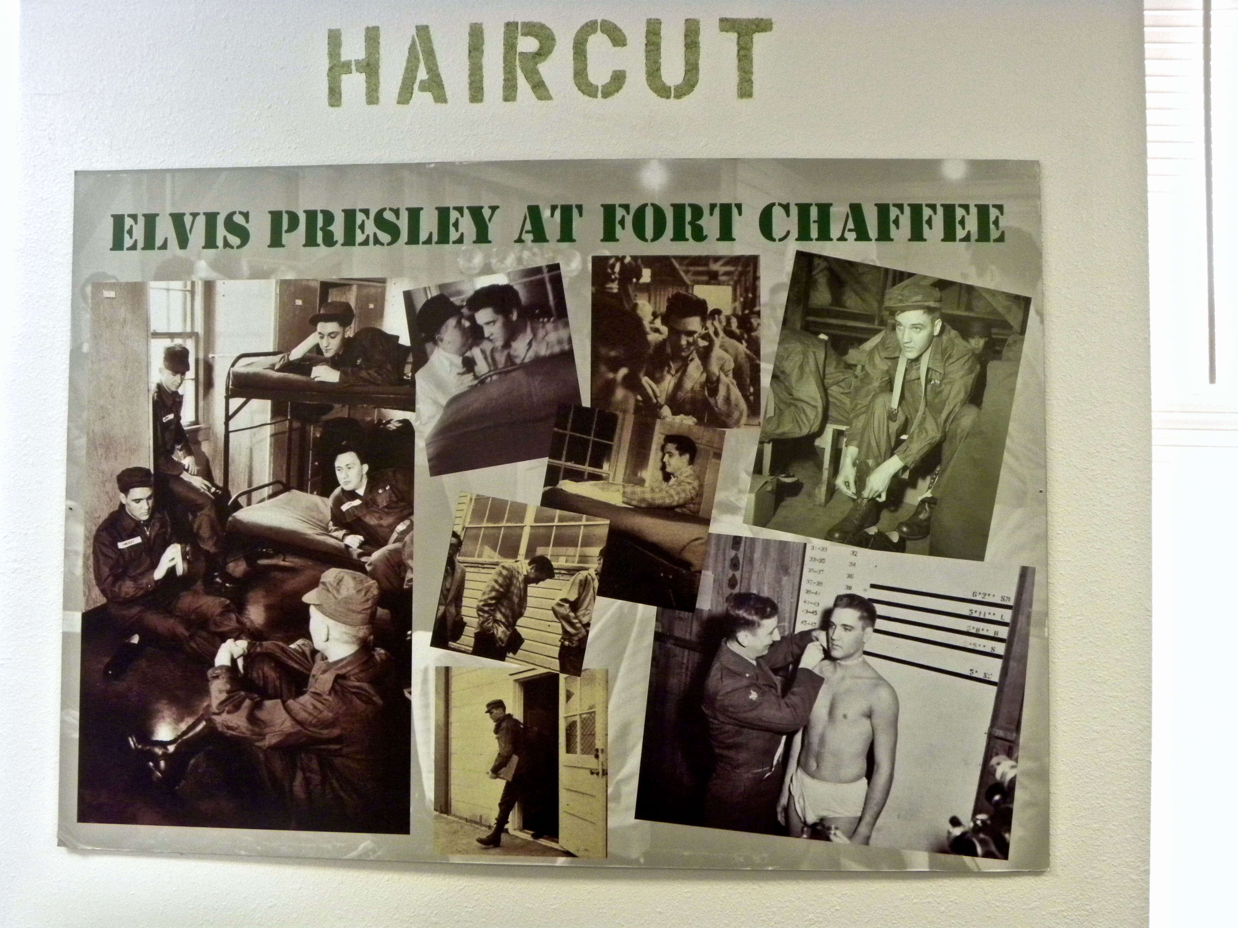 Fort Chaffee Elvis Pows Refugees And Movie Stars