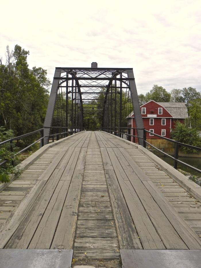 Grist Mill Bridge AR